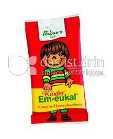 Produktabbildung: Kinder Em-eukal Vitamin Hustenbonbons 75 g