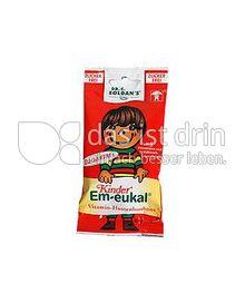 Produktabbildung: Kinder Em-eukal Vitamin Hustenbonbons zuckerfrei 75 g