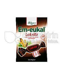 Produktabbildung: Em-eukal Lakritz 75 g