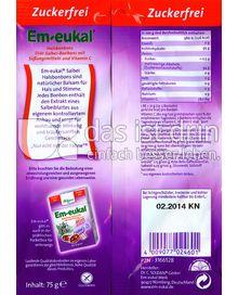 Produktabbildung: Em-eukal Salbei 75 g