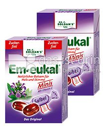Produktabbildung: Em-eukal Salbei Klickbox 40 g