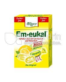 Produktabbildung: Em-eukal Zitrone Klickbox 40 g