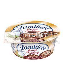Produktabbildung: Landliebe Grießpudding mit Milchschokolade 150 g