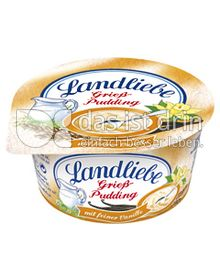 Produktabbildung: Landliebe Grießpudding mit feiner Vanillie 150 g