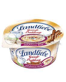 Produktabbildung: Landliebe Grießpudding mit feinem Zimt 150 g