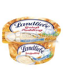 Produktabbildung: Landliebe Grießpudding 150 g