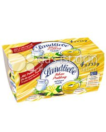 Produktabbildung: Landliebe Sahne Pudding mit feiner Vanillie 4 St.