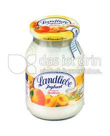 Produktabbildung: Landliebe Fruchtjoghurt mit erlesenen Aprikosen 500 g