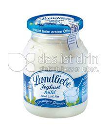 Produktabbildung: Landliebe Joghurt Mild 500 g