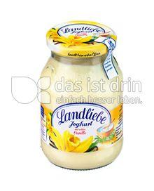 Produktabbildung: Landliebe Fruchtjoghurt mit echter Vanille 500 g