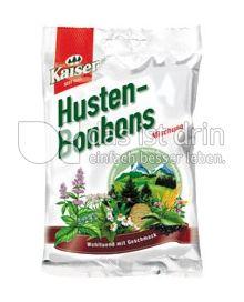 Produktabbildung: Kaiser Husten Bonbons Mischung 90 g