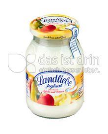 Produktabbildung: Landliebe Joghurt mit  Birne/Apfel 500 g