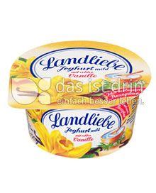 Produktabbildung: Landliebe Joghurt mit echter Vanille 150 g