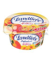 Produktabbildung: Landliebe Joghurt mit erlesenen Aprikosen 150 g