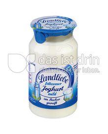 Produktabbildung: Landliebe Naturjoghurt Mild 200 g