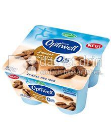 Produktabbildung: Optiwell Joghurt Typ Latte Macchiato 150 g