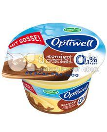 Produktabbildung: Optiwell Schoko Pudding 150 g