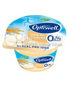 Produktabbildung: Optiwell Grießpudding Pur 150 g