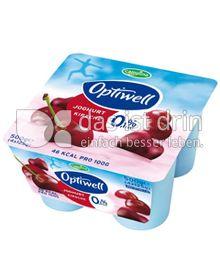 Produktabbildung: Optiwell Joghurt Kirsche 4 St.