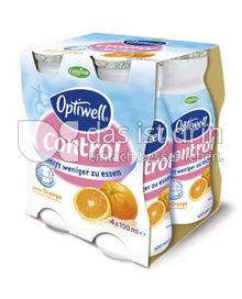 Produktabbildung: Optiwell Control Orange 4 St.