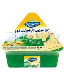 Produktabbildung: Puddis Wackel Pudding Waldmeister 175 g