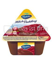 Produktabbildung: Puddis Milchpudding Schokolade 175 g