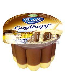 Produktabbildung: Puddis Gugelhupf Schokoladenpudding 150 g