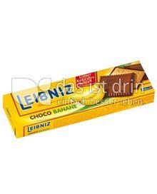 Produktabbildung: Leibniz Choco Banane 125 g