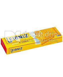 Produktabbildung: Leibniz Milch & Honig 125 g