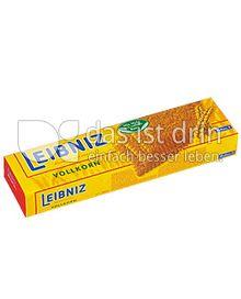 Produktabbildung: Leibniz Butterkeks Vollkorn 200 g