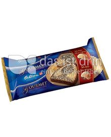 Produktabbildung: Bahlsen Gourmet Mohn-Marzipan 400 g