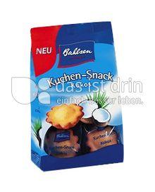 Produktabbildung: Bahlsen Kuchen-Snack Kokos 175 g