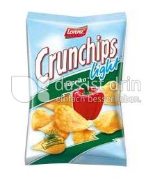 Produktabbildung: Lorenz Crunchips light Paprika 200 g