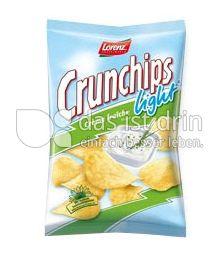 Produktabbildung: Lorenz Crunchips light Crème fraîche 200 g