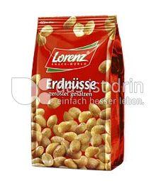 Produktabbildung: Lorenz Erdnüsse geröstet & gesalzen