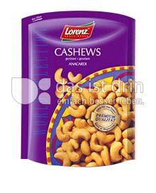 Produktabbildung: Lorenz Cashews