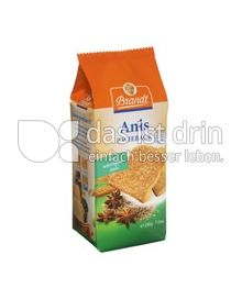 Produktabbildung: Brandt Anis Zwieback 200 g