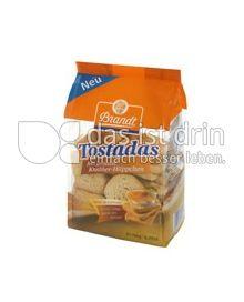 Produktabbildung: Brandt Tostadas 150 g