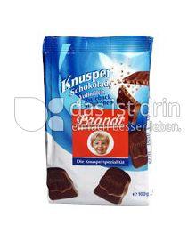 Produktabbildung: Brandt Knusper Schokolade Vollmilch 100 g