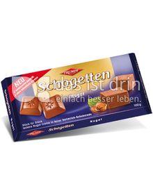 Produktabbildung: Trumpf Schogetten Nugat-Créme 100 g