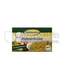 Produktabbildung: BioGourmet Hühnerbrühe Würfel 8 St.