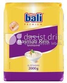 Produktabbildung: bali Basmati Reis parboiled 2 kg