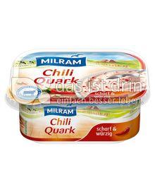 Produktabbildung: MILRAM ChiliQuark 200 g