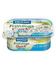 Produktabbildung: MILRAM FrühlingsQuark leicht 200 g