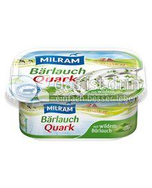 Produktabbildung: MILRAM BärlauchQuark 200 g