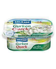 Produktabbildung: MILRAM GurkenQuark 200 g