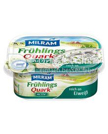 Produktabbildung: MILRAM FrühlingsQuark Activ 200 g