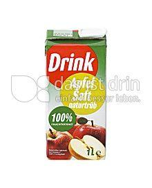 Produktabbildung: Drink Apfelsaft naturtrüb 1000 ml