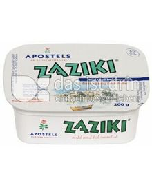 Produktabbildung: Apostels Zaziki 200 g