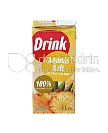 Produktabbildung: Drink Ananassaft 1000 ml